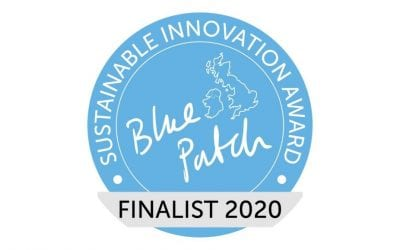 Nova Tissue shortlisted for Sustainable Innovation in the Blue Patch Awards