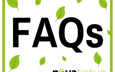 How is our Nova Tissue Soft on Nature range friendlier to the planet? Find out in our FAQs!
